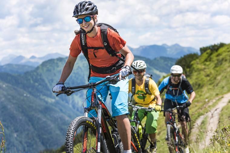 MTB Salzburger Sportwelt