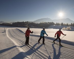 Nordic heaven in Kaiserwinkl
