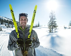 "Fit durch den Winter mit ""Cross Country Ski Holidays"""