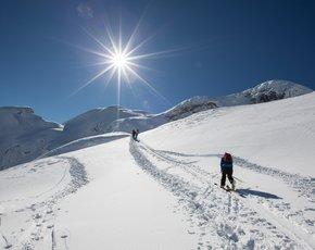 Skitouren-Urlaub im Bierhotel Loncium ***