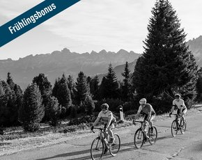 "Get € 25,- spring special on the ""Roadbike Holidays"" Website"