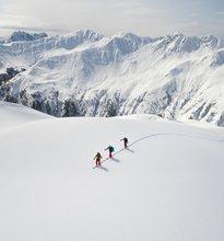 Skitouren Urlaub in Österreich