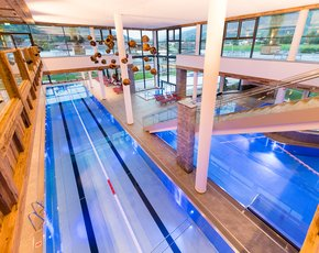 Bike & Swim im Hotel Woferlgut