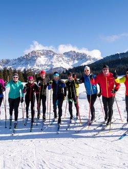 Skilanglauf Camp mit Peter Schlickenrieder