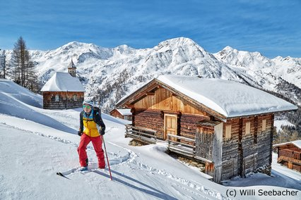 Best ski tours in the Alps