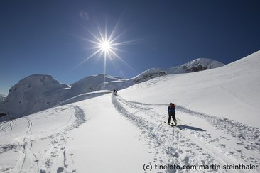 Ski touring holidays in Austria