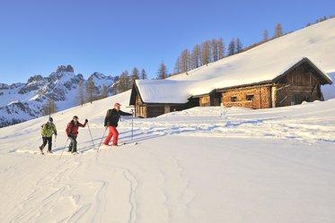 Skitour in Filzmoos - Salzburger Sportwelt