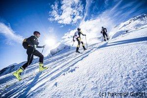 Skitour am Kitzsteinhorn Zell am See - Kaprun