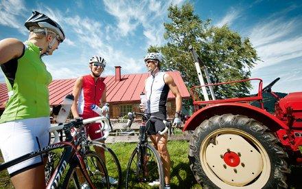 Radsport im Allgäu