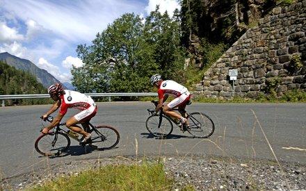 Rennradfahren im Salzburger Land