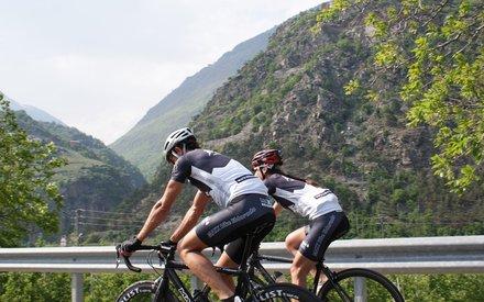 Rennradfahren in Südtirol © Bike Eldorado Latsch