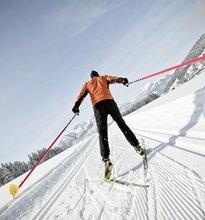 Langlaufurlaub in den Kitzbüheler Alpen