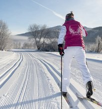 Langlaufurlaub in der Salzburger Sportwelt