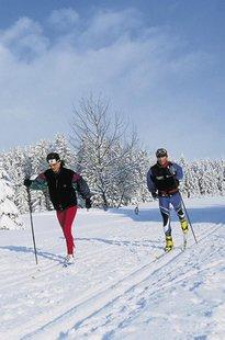 Cross-country skiing & wellness in the Mühlviertel