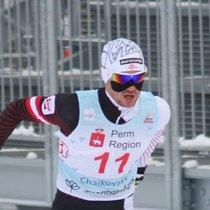 Lukas Greiderer ÖSV Nordic combination athlete
