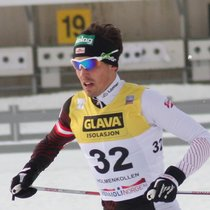 Philipp Orter ÖSV Nordic combination athlete