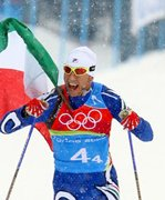 Cristian Zorzi Italian cross-country ski racer