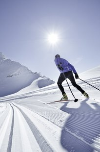 "3 days cross-country ski package ""King of the trails"""