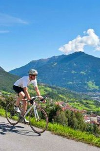 Rennrad-Trainingswoche in Tirol West