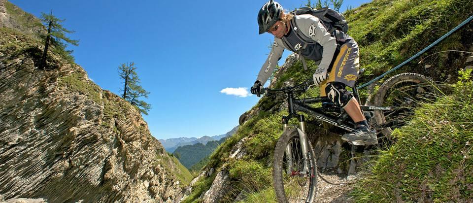 Tour & Trail MTB Arena Ischgl