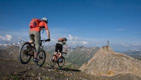 Ischgl mountainbiketochten