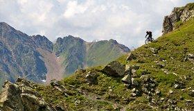 Ischgl Freeride Trails