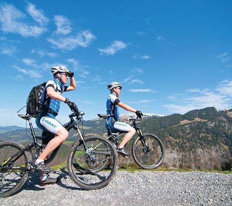 Mountainbikeregion Au im Bregenzerwald, Alpen Hotel Post
