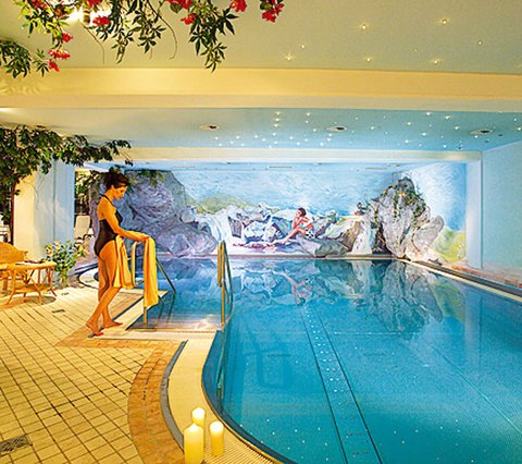 Wellness and bike sport hotel Grandau