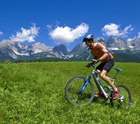 Sporthotel Grandau bike region Montafon