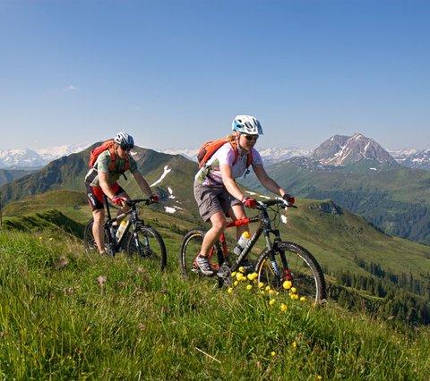 Bikeregion Kitzbüheler Alpen, Sportalm Gourmethotel