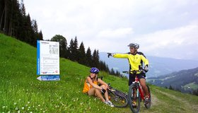 Salzburger Sportwelt easy bike tours