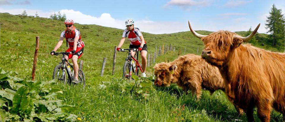 Biketour & Trail Salzburger Sportwelt