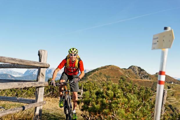 Flachau – Biken, Sport und Bergwelt | SalzburgerLand Magazin