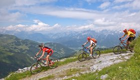 Guided mtb tours Pinzgau