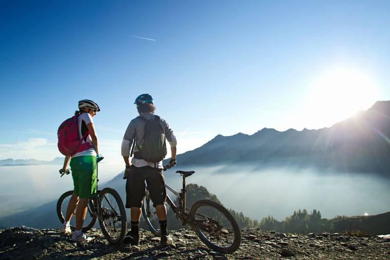 Bike holidays Pinzgau © SalzburgerLand Tourismus