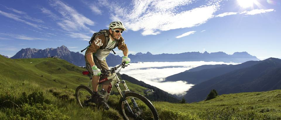 Tour & Trail Pinzgau - Saalbach © Stromberg
