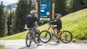 Bike & Family Serfaus Fiss Ladis © Franz Oss