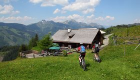 Biketour Grossarltal - Bichlalm