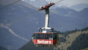 Graubünden Mountain railways and bike transport services