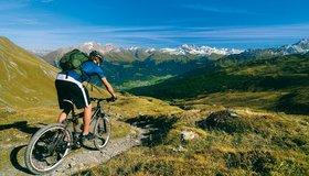 Bike tours Savognin © Ziteil