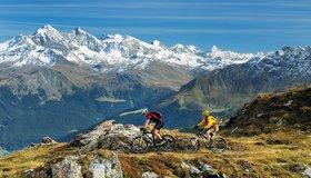 Savognin Bikeguiding © Ziteil