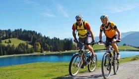 Easy Bike tours Kitzbüheler Alpen