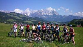 Kitzbüheler Alpen Bikeguiding Tyrol