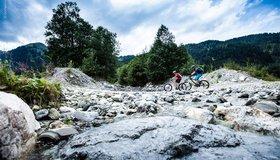 Zillertal Arena geführte MTB Touren - Bike Aktiv © D.Galizia