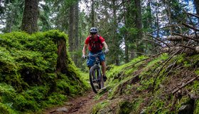 Freerideparcours Zillertal Arena © Bobby Ross