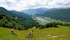 Biketouren in Nassfeld-Pressegger See - Lesachtal - Weissensee