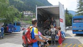 Biketransport © visitfiemme.it