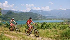 Gemakkelijke fietstochten Italië Zuid-Tirol