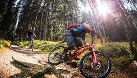 Trails Zuid-Tirol Italië