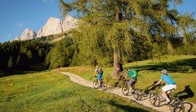 Bikeguiding Dolomiten - Eggental